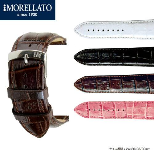 時計 ベルト 時計ベルト カーフ 牛革 MORELLATO モレラート EXTRA エクストラ x3395656 24mm 26mm ...