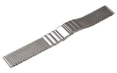 時計ベルト 時計バンド カシス製腕時計ベルト メッシュミラーPB V0503SH4 20mm 腕時計ベルト 時計 ...