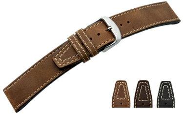 腕時計用アクセサリー, 腕時計用ベルト・バンド  U1215 20mm 22mm 24mm 26mm 28mm 30mm