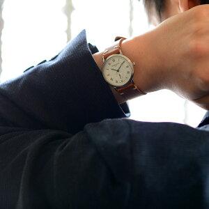 カシス時計ベルトTYPEPLT(リール)装着イメージ