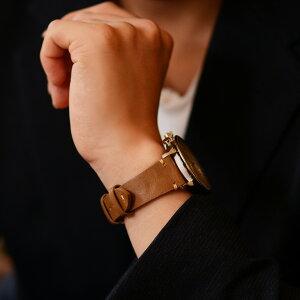 カシス時計ベルトGRENOBLE(グルノーブル)装着イメージ