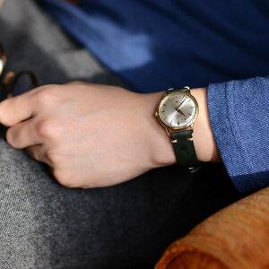 カシス時計ベルトGRENOBLE(グルノーブル)装着イメージ2