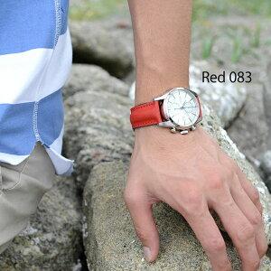 モレラート時計ベルトRIDING(ライディング)装着イメージ2