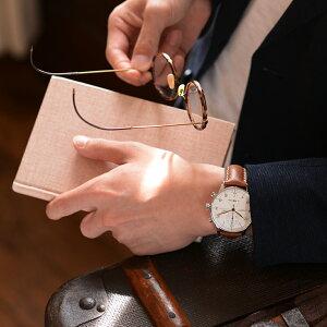 モレラート社製時計ベルトMASACCIO(マサッチオ)装着イメージ