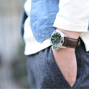 モレラート社製時計ベルトMASACCIO(マサッチオ)装着イメージ2