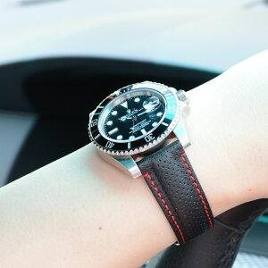 モレラート社製時計ベルトRACE(レース)装着イメージ