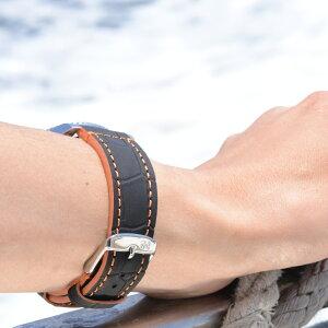 モレラート社製時計ベルトTRICKING(トリッキング)装着イメージ