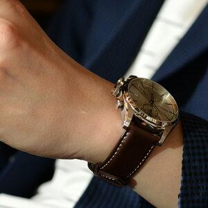 モレラート時計ベルトRodius(ロディウス)装着イメージ