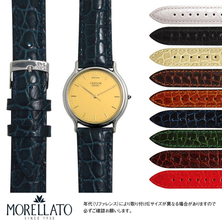 腕時計用アクセサリー, 腕時計用ベルト・バンド  SEIKO Credor MORELLATO LIVERPOOL U0751376