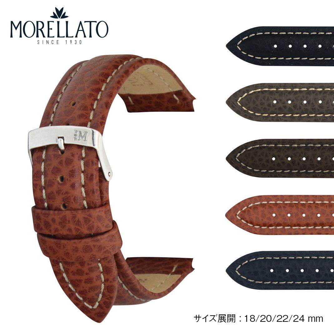 腕時計用アクセサリー, 腕時計用ベルト・バンド  () MORELLATO KUGA U3689A38