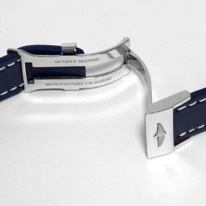 カシス時計ベルトTYPE TYPE BRE 2(タイプビーアールイーツーディー)バックル装着