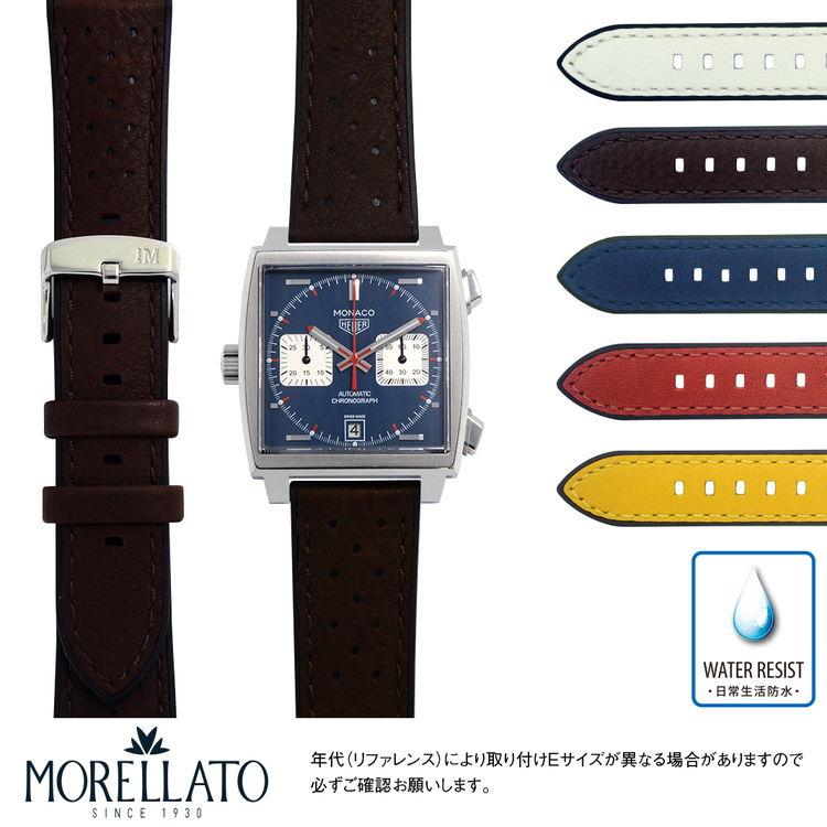 腕時計用アクセサリー, 腕時計用ベルト・バンド  TAG Heuer Monaco MORELLATO FLYBOARD X5121712 22mm