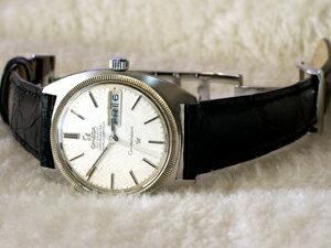 時計ベルトをモレラートのアマデウスに交換したオメガ コンステレーション
