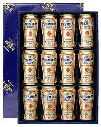 送料無料 サントリー ザ・プレミアム・モルツ ビールセット 350ml×12本 BPC3J 北海道、...