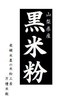 【送料無料】古代米 黒米の米粉 (国内産100%)お徳用 900gパック (投函便)