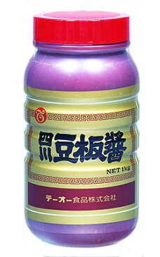 テーオー食品 四川豆板醤 1kg<冷蔵品>