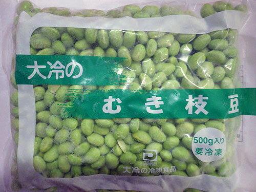 大冷 むきえだ豆<中国産> 500g