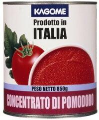 楽天最大級の業務用食材とお酒の専門店カゴメ トマトペースト(イタリア産) 850g缶