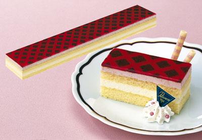 【今月のポイントアップ】フレック フリーカットケーキ いちご 320g【ポイント5倍】