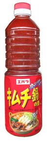 エバラ キムチ鍋の素 1000ml