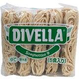 【冷凍】DIVELLA 冷凍スパゲティNo.9 250G 5食入 (NCF/洋風調理品/パスタ)