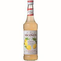 【常温】モナン) レモンシロップ 700ML (日仏貿易/シロップ)