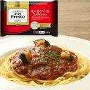【冷凍】オーマイPresto レンジ用ミートソーススパゲッテ