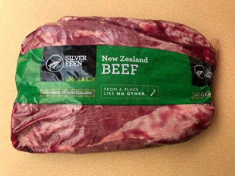 【Silver Farn Farms社】プレミア牧草牛 約1.2Kgペティットテンダー〔ウワミスジ〕 ニュージーランド産 グラスフェッドビーフ 牧草牛 冷凍牛肉 牛肉 冷凍 ステーキ ステーキ肉 赤身 赤身肉 肉 牛 希少部位 冷凍 ニュージーランド 健康 お取り寄せ