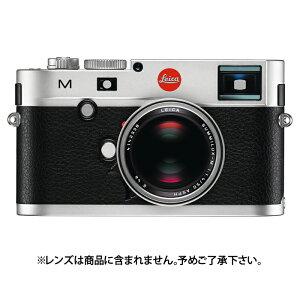 【送料無料!・代引き手数料無料!】《新品》 Leica(ライカ) M ボディ シルバークローム[ デ...