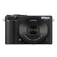 《新品》Nikon(ニコン)Nikon1J5標準パワーズームレンズキットブラック