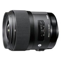 《新品》 SIGMA(シグマ) A 35mm F1.4 DG HSM(キヤノン用)[ Lens…