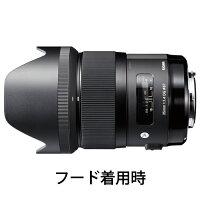 【新品】SIGMA(シグマ)35mmF1.4DGHSM(ニコン用)[Lens|レンズ]