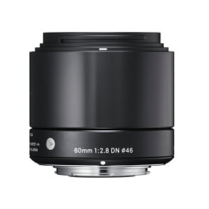 《新品》 SIGMA(シグマ) A 60mm F2.8 DN(ソニーE用) ブラック[ Len…