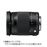 《新品》 SIGMA(シグマ) C 18-300mm F3.5-6.3 DC MACRO OS HSM(キヤノン用)[ Lens   交換レンズ ]【KK9N0D18P】
