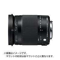《新品》SIGMA(シグマ)C18-300mmF3.5-6.3DCMACROOSHSM(シグマ用)発売予定日:2014年10月30日