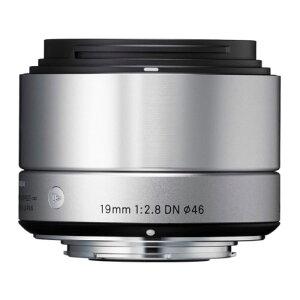 《新品》 SIGMA(シグマ) A 19mm F2.8 DN (マイクロフォーサーズ用) シル…