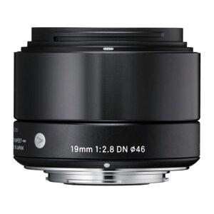 《新品》 SIGMA(シグマ) A 19mm F2.8 DN (ソニーE用) ブラック[ Le…