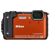 《新品》 Nikon (ニコン) COOLPIX W300 オレンジ[ コンパクトデジタルカメラ ]【KK9N0D18P】