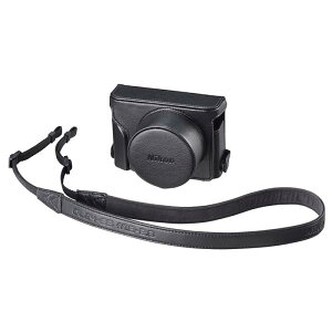 《新品アクセサリー》 Nikon(ニコン) セミソフトケース CF-DL1 BK ブラック発売…