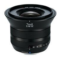 《新品》CarlZeiss(カールツァイス)Touit12mmF2.8(フジフイルムX用)[Lens|レンズ]