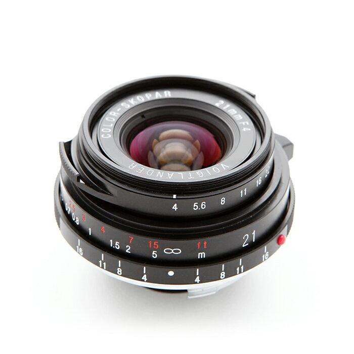 《新品》Voigtlander(フォクトレンダー)COLOR-SKOPAR21mmF4PVM(ライカM用)[Lens|交換レンズ]【KK9N0D18P】