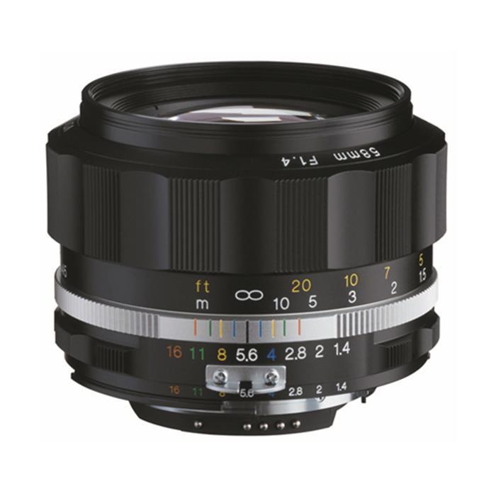 カメラ・ビデオカメラ・光学機器, カメラ用交換レンズ  Voigtlander () NOKTON 58mm F1.4 SL II S(F) Lens KK9N0D18P
