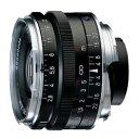 《新品》 Carl Zeiss(カールツァイス) C Biogon T* 35mm F2.8 ZM(ライカM用) ブラック[ Lens   交換レンズ ]〔レンズフード別売〕【KK9N0D18P】