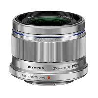 《新品》OLYMPUS(オリンパス)M.ZUIKODIGITA25mmF1.8シルバー発売予定日:2014年2月末[Lens|レンズ]