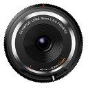 《新品》 OLYMPUS(オリンパス) フィッシュアイボディキャップレンズ(9mm F8.0 FISHEYE) BCL-0980 ブラック[ Lens | 交換レンズ ]【KK9N0D18P】