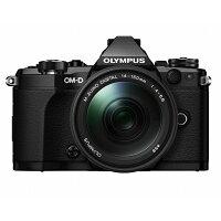 《新品》OLYMPUS(オリンパス)OM-DE-M5MarkII14-150mmIIレンズキットブラック[デジタル一眼カメラ|デジタルカメラ]発売予定日:2015年2月下旬