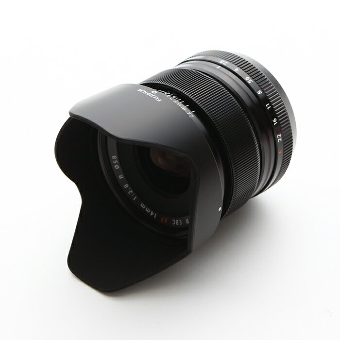 《新品》 FUJIFILM(フジフイルム) フジノン XF14mm F2.8 R【KK9N0D18P】