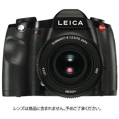 【商品到着後レビューで送料無料!・代引き手数料無料!】《新品》 Leica(ライカ) S(Typ006)[...