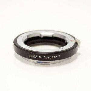 《新品アクセサリー》 Leica Mレンズアダプター ライカMレンズ/ライカSL・TLボディ用…