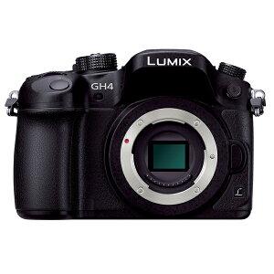 《新品》 Panasonic(パナソニック) LUMIX DMC-GH4 ボディ【下取交換なら…